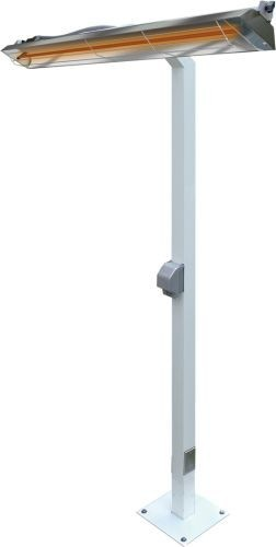 """Infratech Pole Mount For 61.25"""" Heaters, 8&x27;."""
