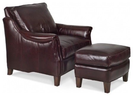 Cool Randall Allan Lamar Chair And Ottoman 2 Piece Set Cjindustries Chair Design For Home Cjindustriesco
