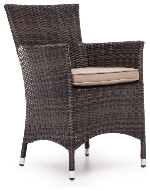 Zuo Modern Patio Furniture.Zuo Modern 703031 South Bay Chair Brown
