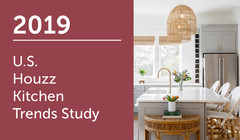 2019 U.S. Houzz Kitchen Trends Study