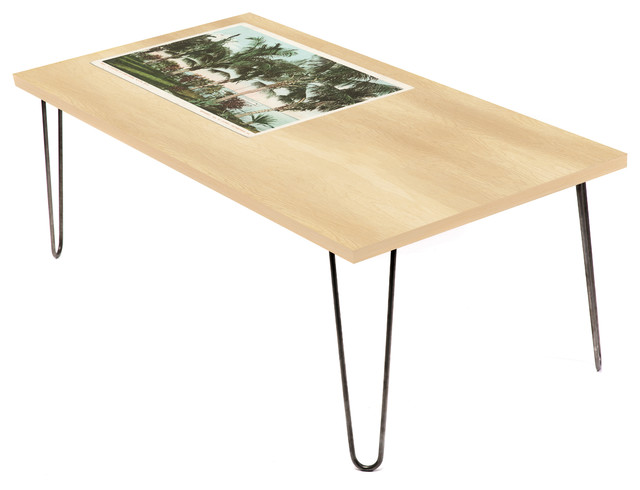 The Last Resort Miami Beach 24 Side Table Beach Style Coffee Tables By Lamou