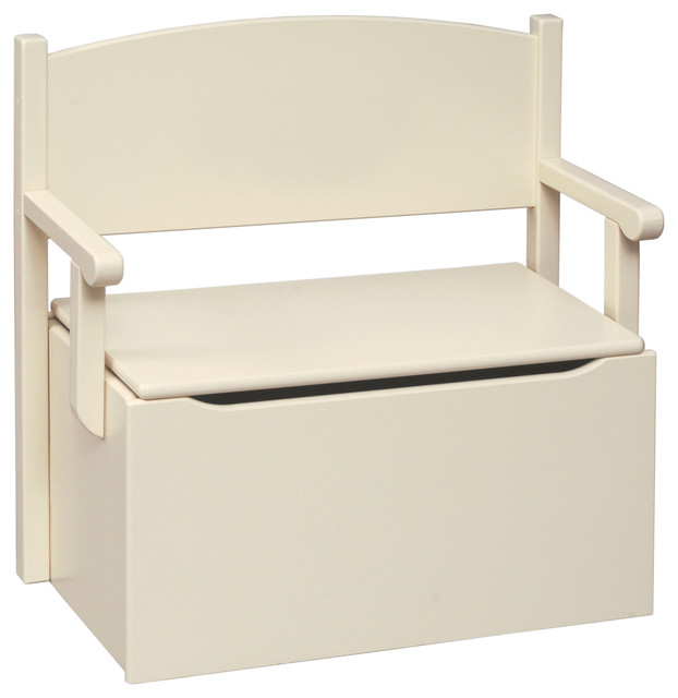 Bench Toy Box Linen Finish Le Green Font A Cooper Black