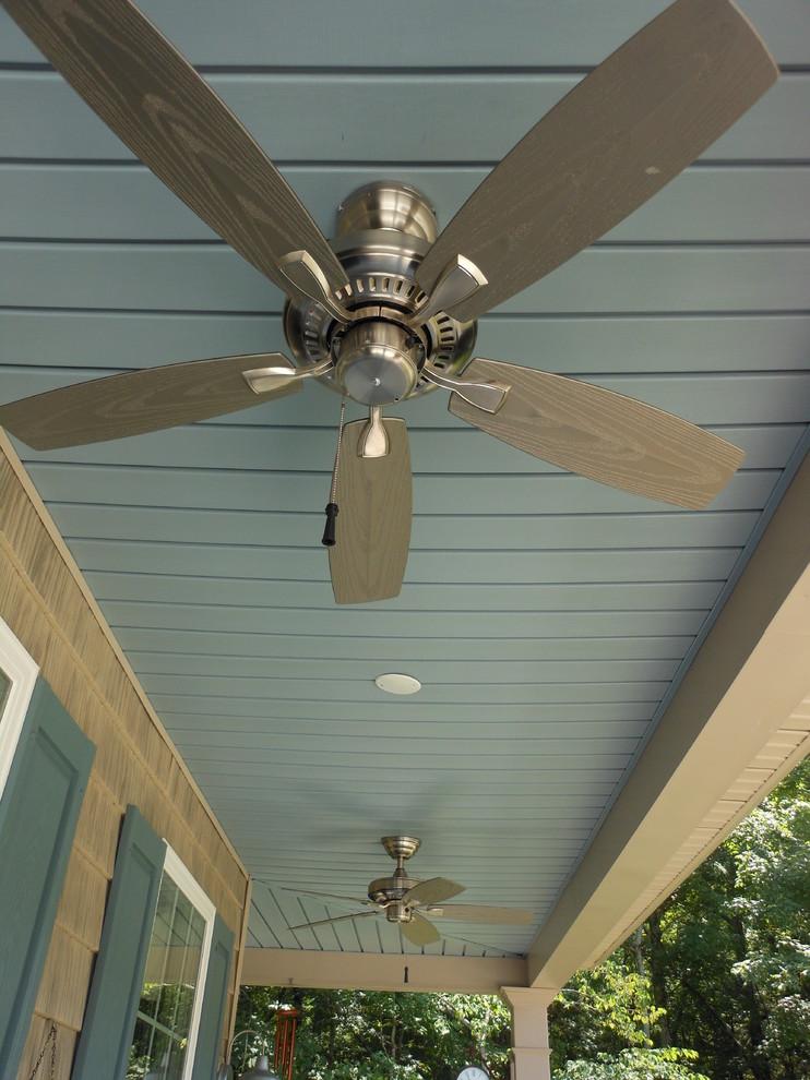 Outdoor Ceiling Fan Front Porch Ideas
