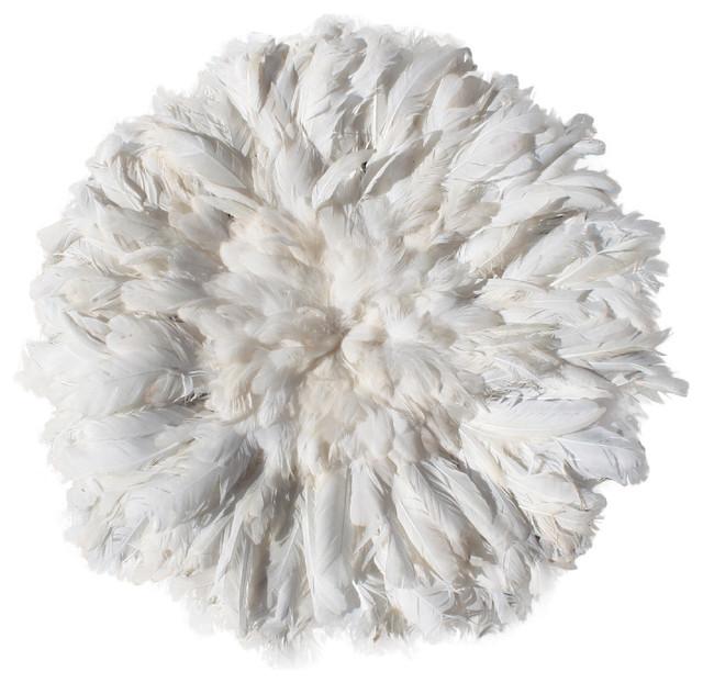 Xsmall White Ivory Juju Hat.