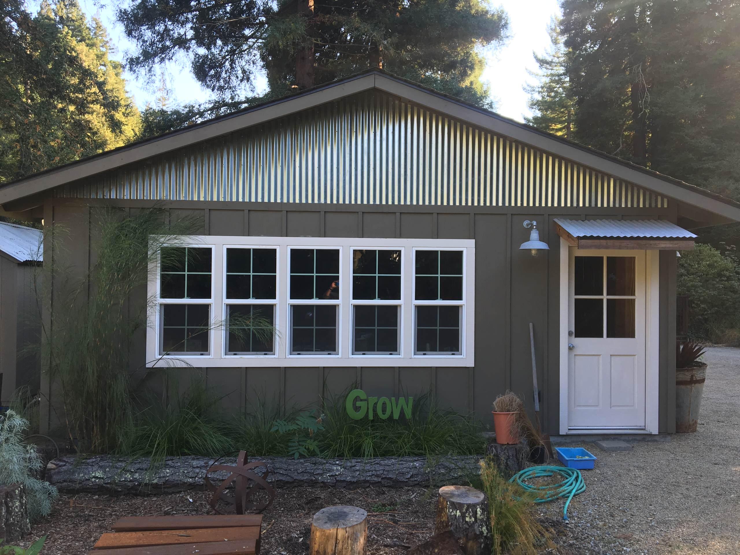 Garden Garage