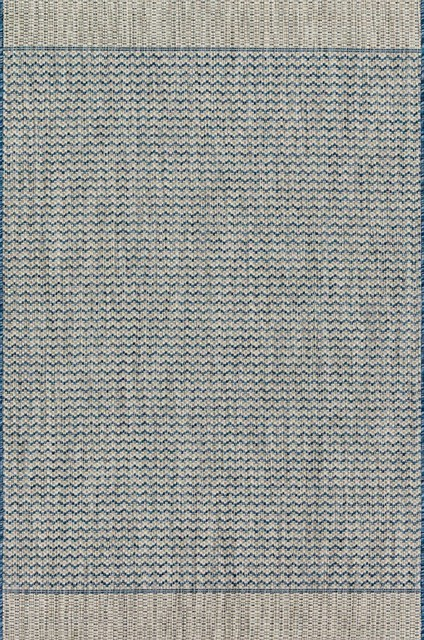 Loloi Rugs Isle Gray And Blue, 3&x27;11x5&x27;10.