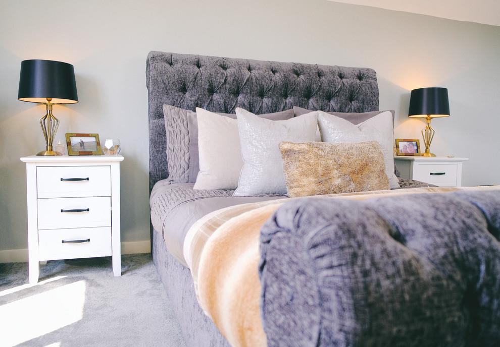 Cambridge - Bedroom