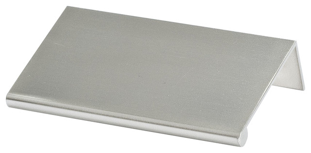 "Berenson Cabinet Pull 3""x0.75""x1.75"", Brushed Nickel"