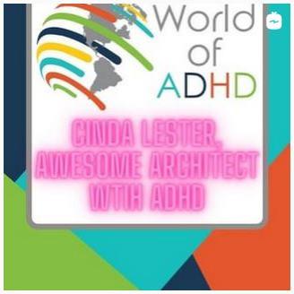 World of ADHD logo