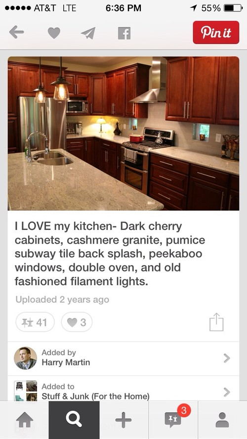 Is Natural Cherry A Bad Idea Fot Kitchen Cabinets