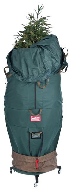 Treekeeper Patented Large Girth Upright Rolling Tree Storage Bag