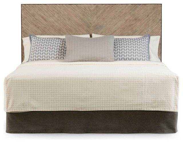 A.R.T. Home Furnishings Epicenters Austin Park Wall Bed With Nightstands,  Queen