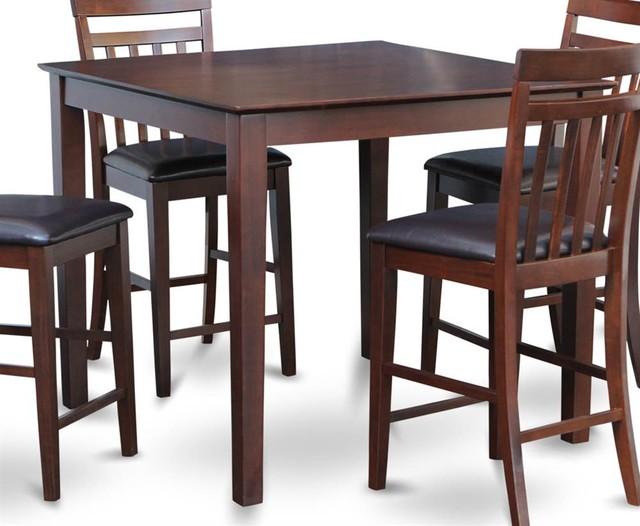 Shop Houzz East West Furniture 42 Quot Square Pub Table