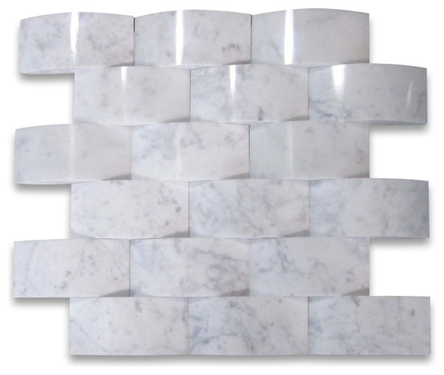 tile designs for bathrooms shop houzz bespoke bold beautiful tiles carrara white 20838