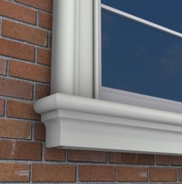 Mx217 exterior window sills - Replacing a window sill exterior ...