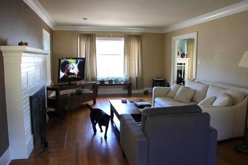 Craftsman Living Room Lighting   Can Lights, Pendant, Or Chandelier?