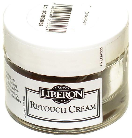 Liberon Retouch Cream 30ml Traditional Household