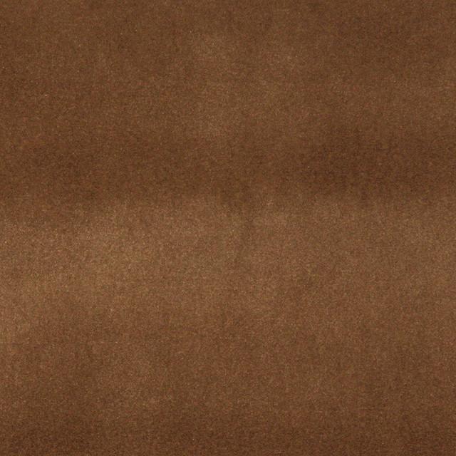 Brown Solid Plain Velvet Upholstery Velvet By The Yard