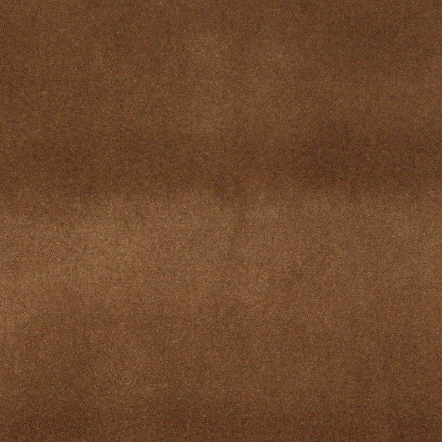 Brown Solid Plain Velvet Upholstery Velvet By The Yard