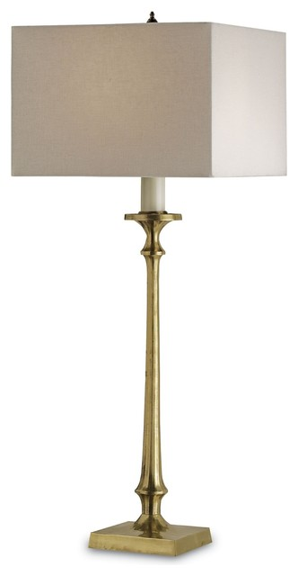 Currey And Company Exeter Traditional Table Lamp