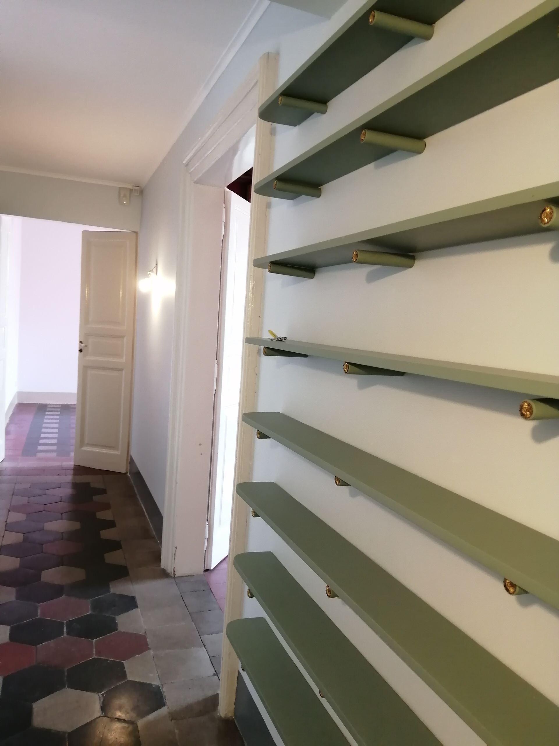 Tinteggiatura appartamento zona Esquilino