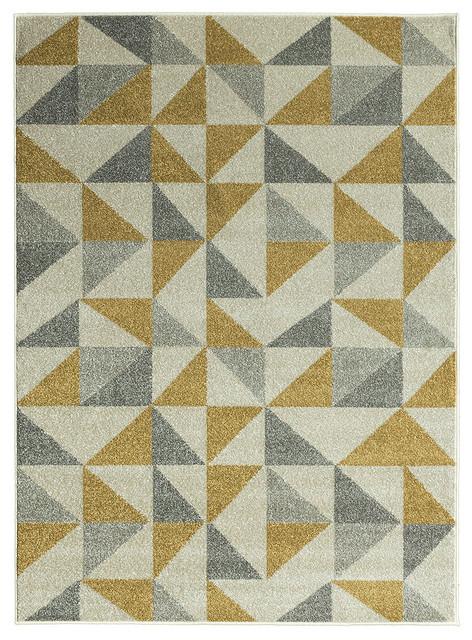 Cosi Geometric Rug Floor Rugs By Dc