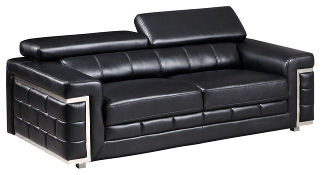 Sofa Blanche, Black.