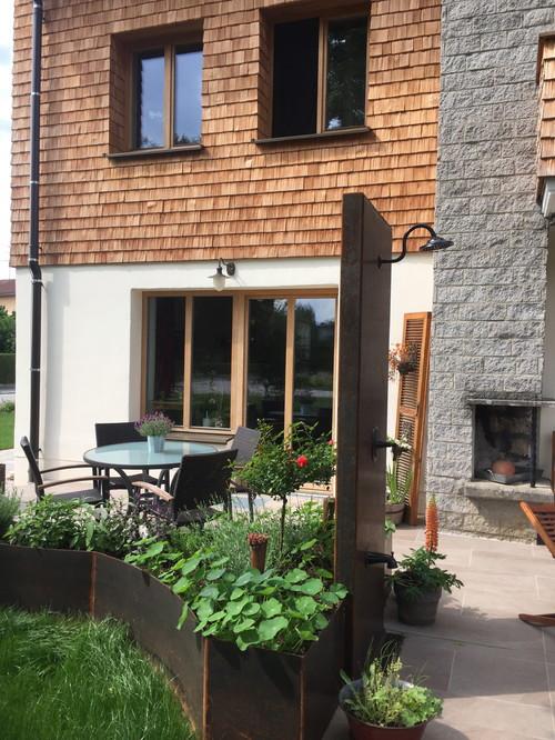 Abkühlen per Gartendusche: Tipps und Ideen für die Installation