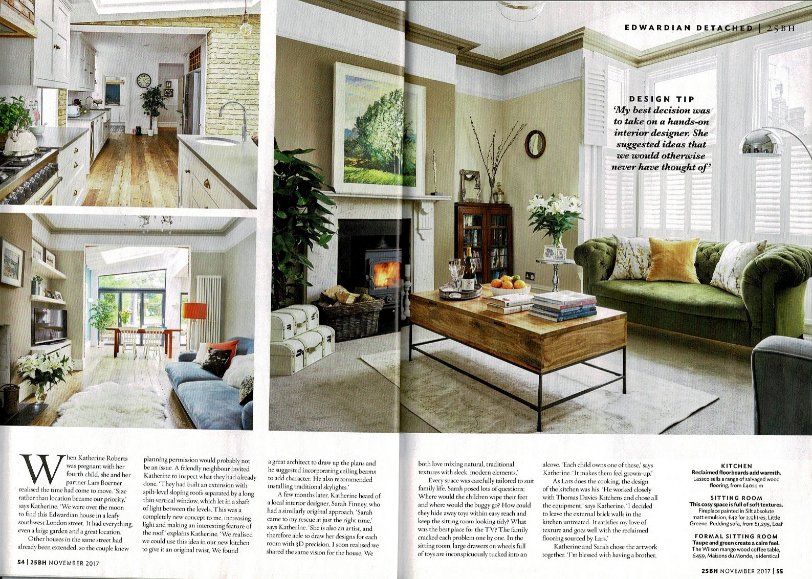 Opulent Livingroom