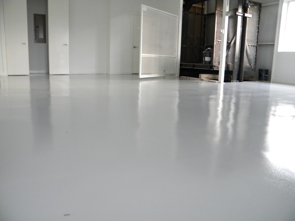 Epoxy Floor, After