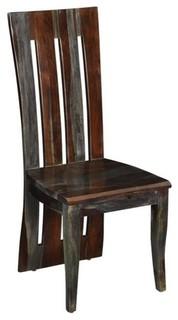 Grayson Sheesham Dining Chairs, Set of 2