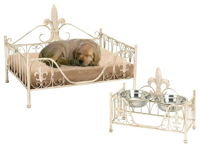 vanity cabinets contemporary gold metal pet bed with vintage 27916