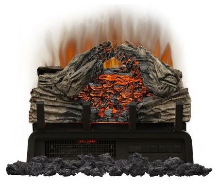 Surprising Napoleon Woodland 18 Electric Log Set Fireplace Insert Home Interior And Landscaping Elinuenasavecom