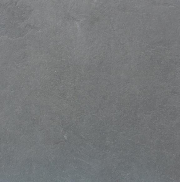 "Brazilian Gray Montauk Blue Cleft Slate Tile, 12""x12"" Tile."