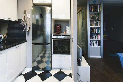 home design - 4 квартиры, в которых вы не узнаете хрущевку