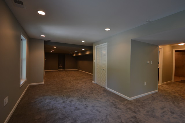 Finished Basement Lutherville Timonium Md