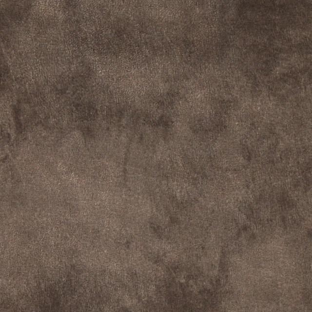 Brown Microfiber Stain Resistant Upholstery Fabric By The Yard