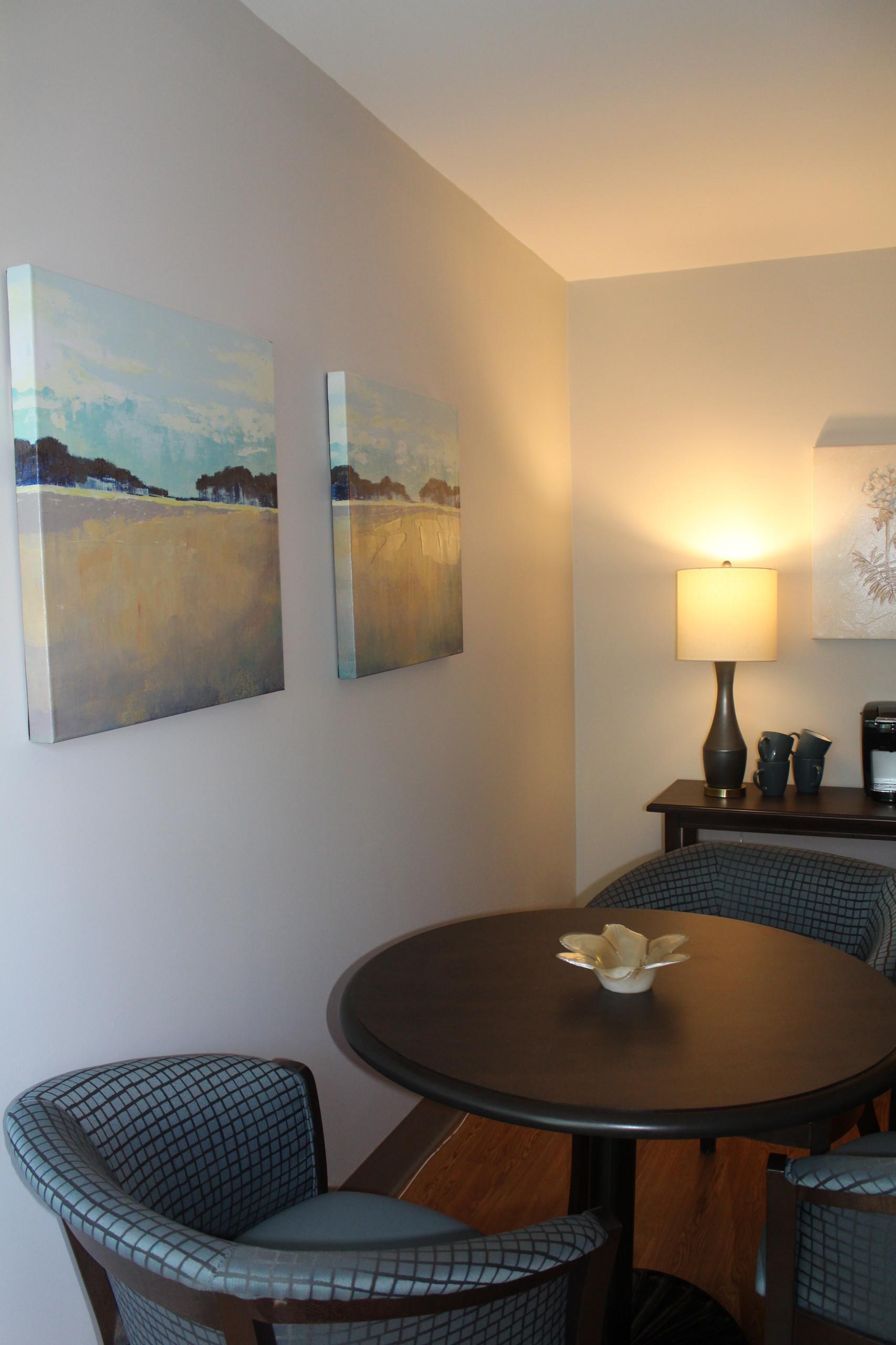 retirement community interiors- tower of port hope