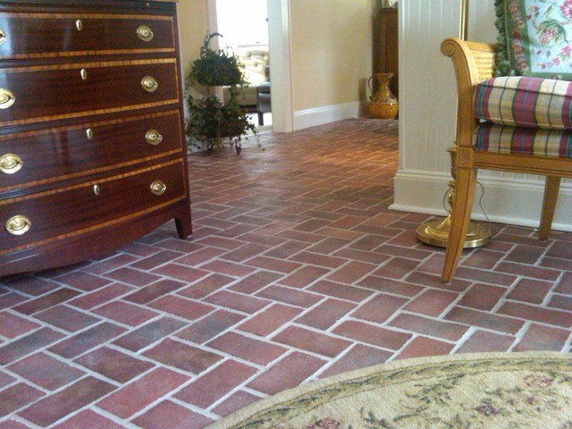 Inglenook Tile Design Traditional Living Room Philadelphia