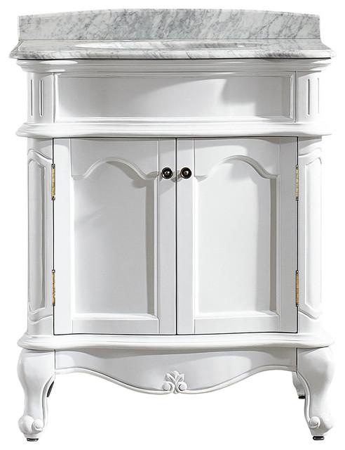 messina 30 vanity traditional bathroom vanities and