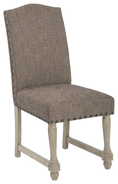 Ave Six Home Kingman Dining Chair Edward Chocolate