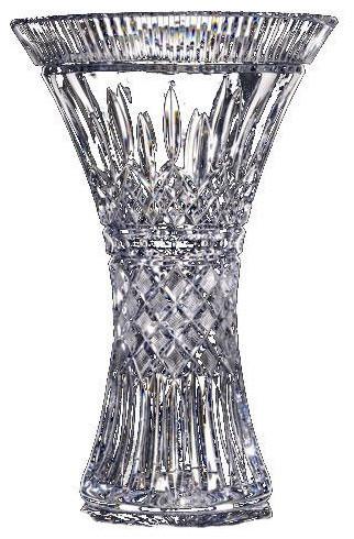 Waterford Crystal Billy Briggs Lismore Cathedral 14 Vase 156645