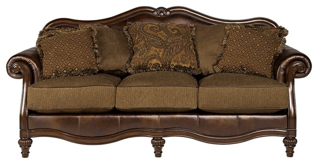 Peachy Ashley Furniture Claremore Sofa Antique Home Remodeling Inspirations Basidirectenergyitoicom