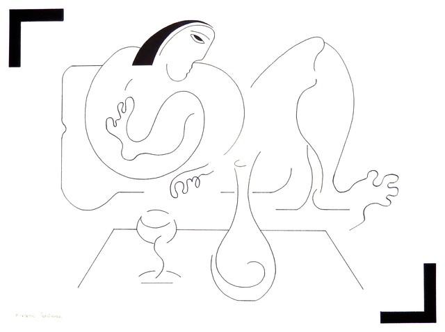 Zen, Original, Drawing by Zatista