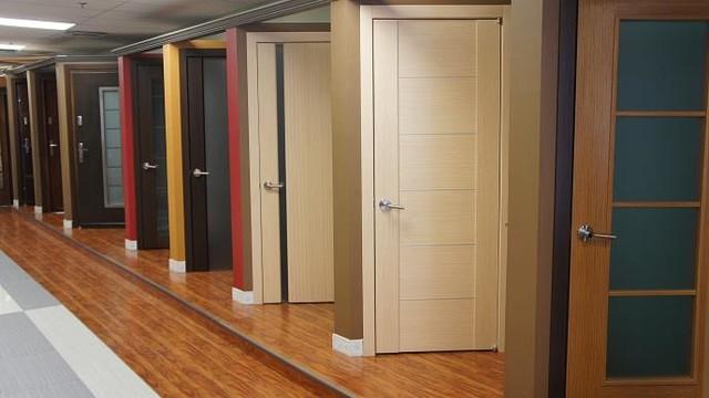 modern contemporary interior doors new jersey showroom