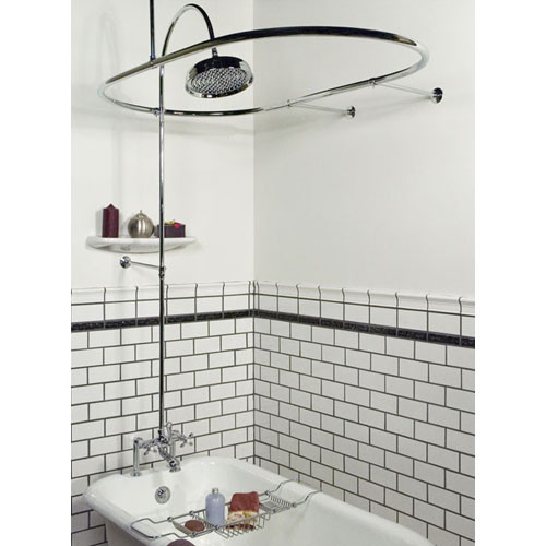 Can A Modern Freestanding Bathtub Also Be A Shower
