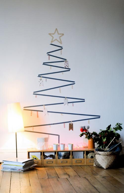 Les Houzzers ont du talent : X créations revisitent le sapin de Noël