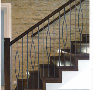 Ordinaire House Of Forgings Iron Balusters   Contemporary   Houston   By Westfire  Stair Parts