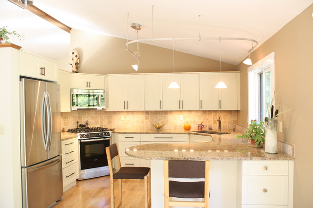 Bedford Nh Kitchen Remodel Transitional Boston By Dream Kitchens