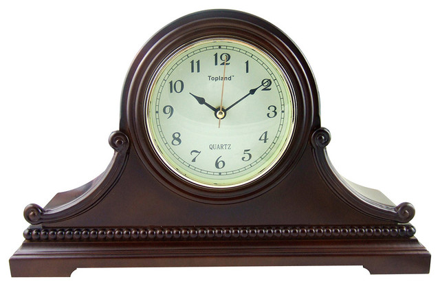 Seiko quartz westminster whittington mantel desk clock